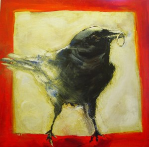 Baranszky-job, Susy, Crow Goes to a Wedding