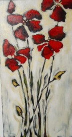 Poppy Series, SOLD