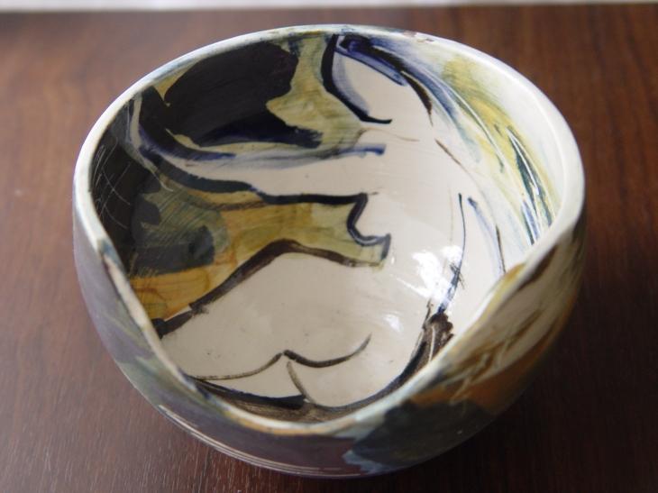 Cheeky, clay, oxides, glaze