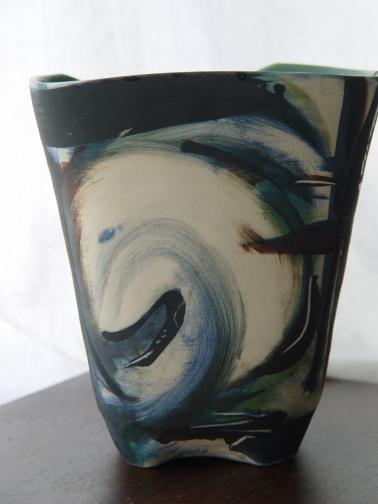 clay, oxides, glaze